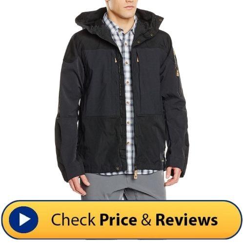 Fjallraven Men's Keb Jacket : best hiking jacket for men