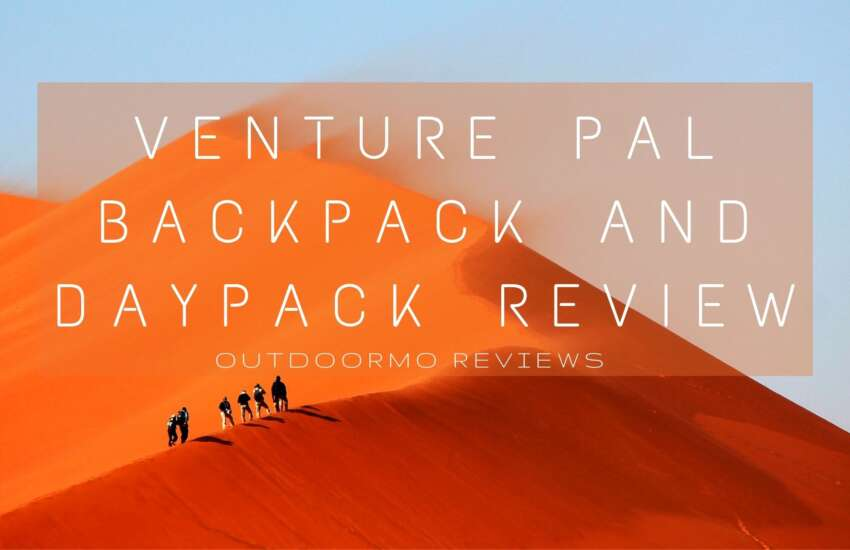 Venture Pal Backpack and Daypack Review