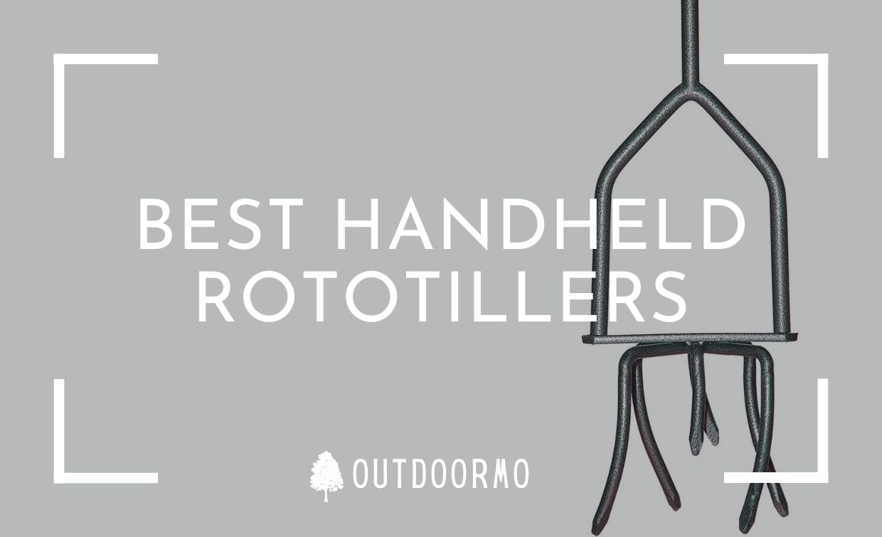 best handheld rototillers - Best Handheld Rototillers that you'll Love