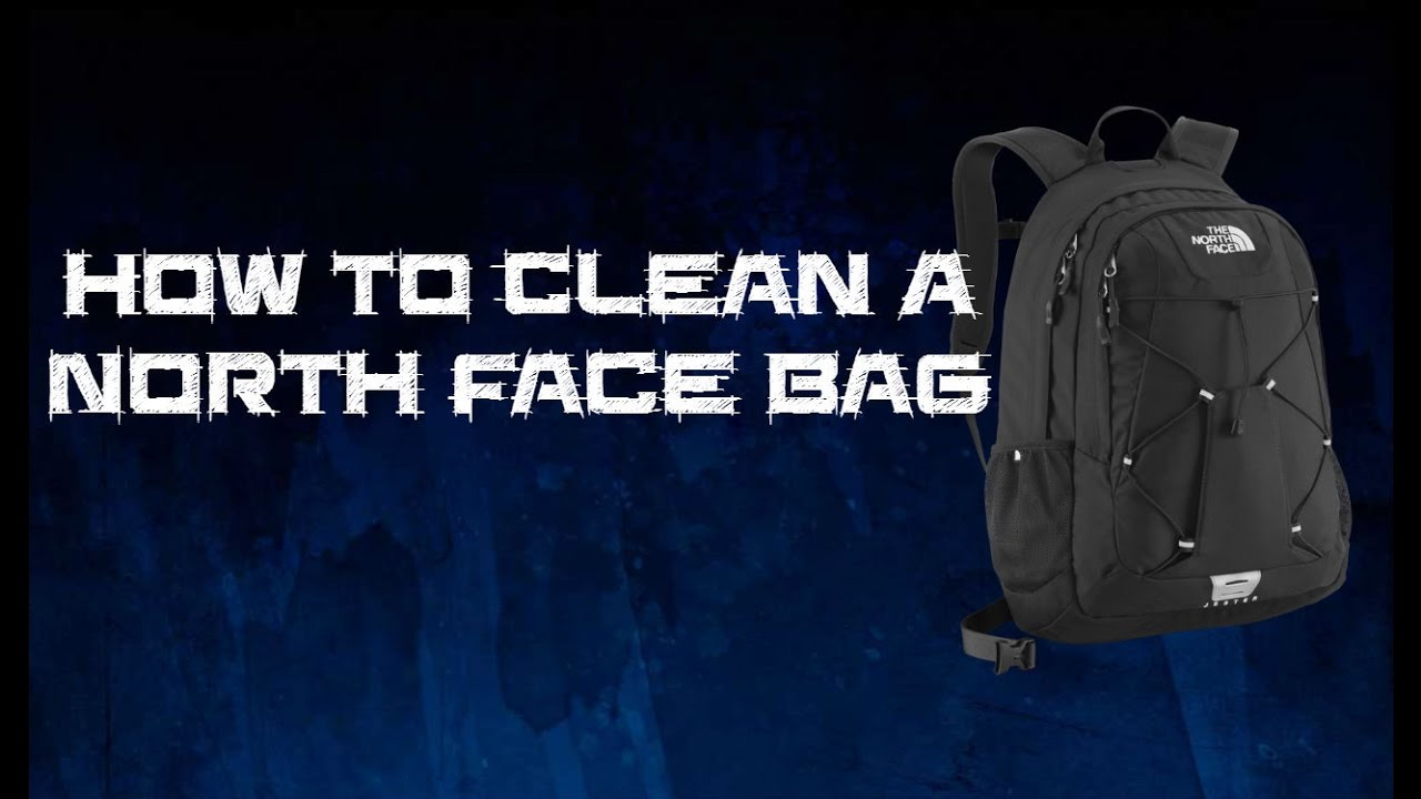 How to Wash a North Face Backpack? - Clean it with these 5 Easy Tips