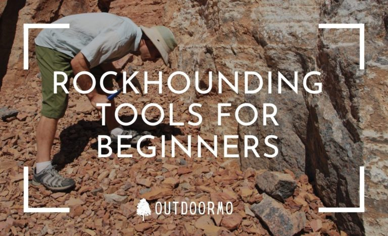 Best Rockhounding Tools For Beginners